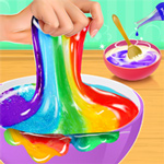 Unicorn Slime Cooking 2