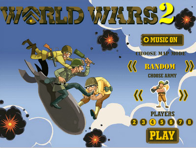 World Wars 2